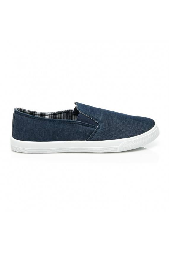 Džinsiniai Slip On batai DD371H.BL