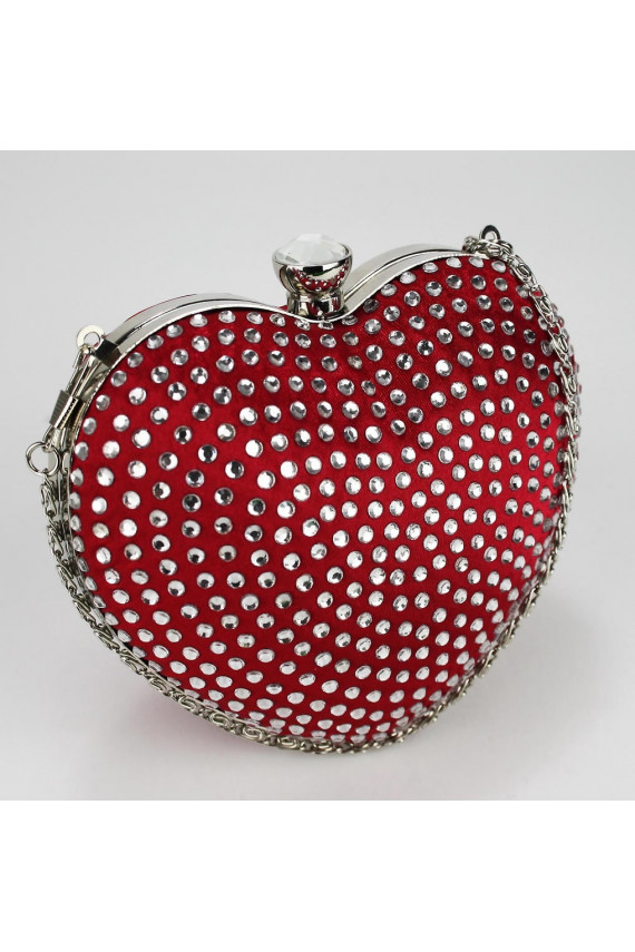"Delninė ""Luxury Red Heart"""