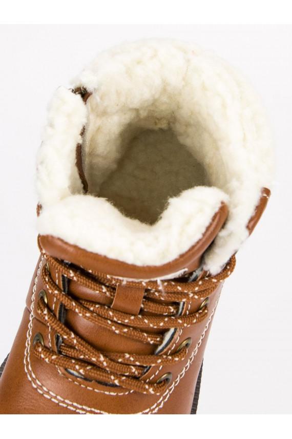 Vaikiški batai su auliuku CM8351BR