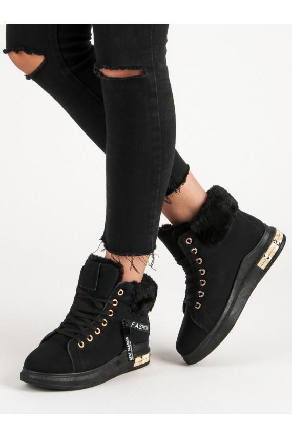 Pašiltinti laisvalaikio batai W19-25B