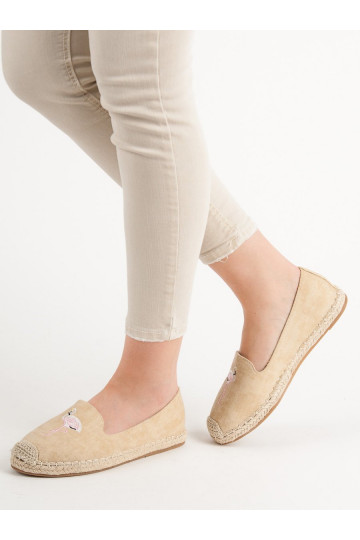 espadrilės su flamingais VICES 1202-14BE
