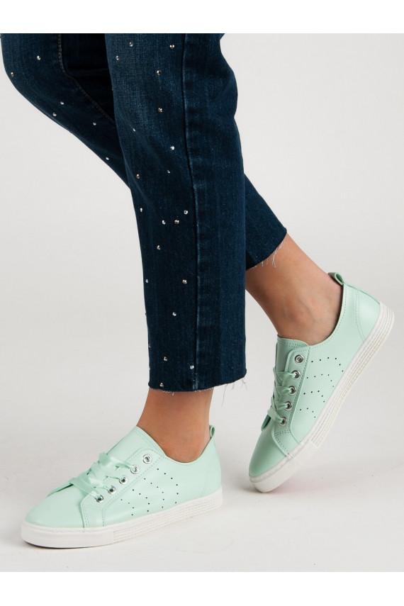 mėtinės spalvos laisvalaikio batai K1832101VE