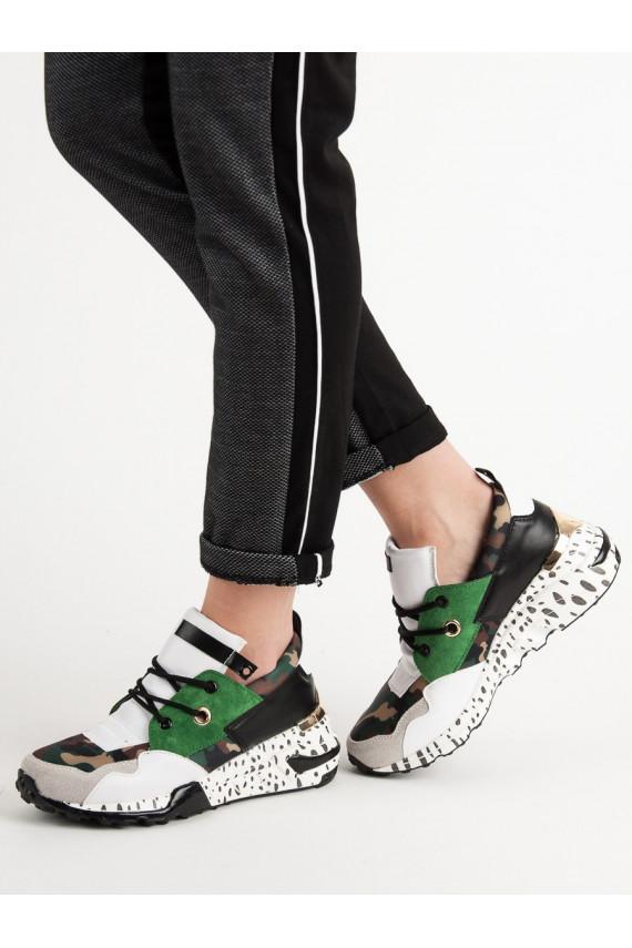 Madingi Sneakers modelio batai VICES 8448-29W/GR