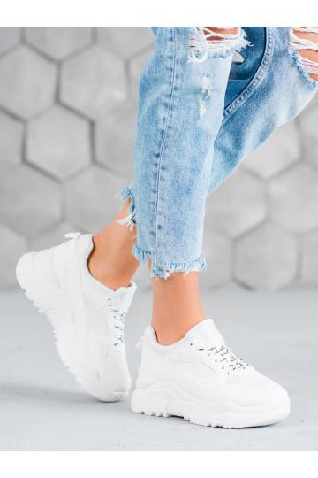 Baltos spalvos Sneakers modelio batai A88-50W