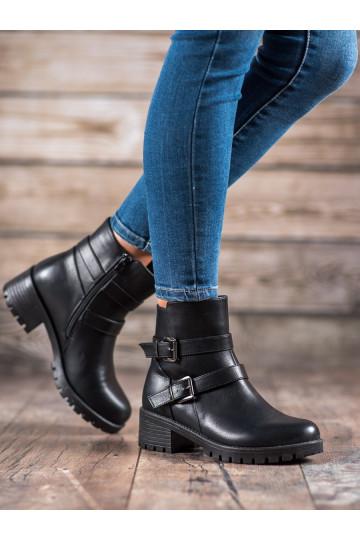 auliniai batai iš eko odos ZX2802B