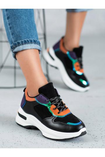 Kasdieniški Sneakers modelio batai CB-19056B/OR