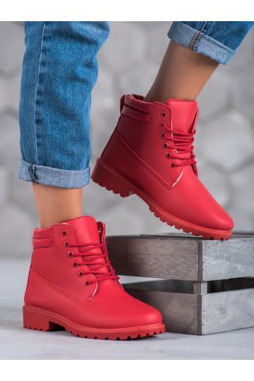 Raudonos spalvos batai W-3033R