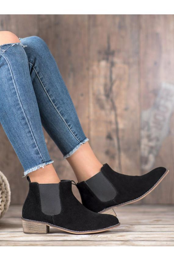 Natūralios odos stilingi batai HW-01B